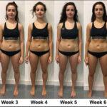 keto diet results 3, 4, 5, 6 weeks