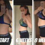 result lose weight by keto diet 6, 8 weeks