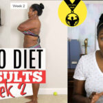 keto diet results week 2