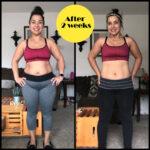 keto diet results 2 weeks