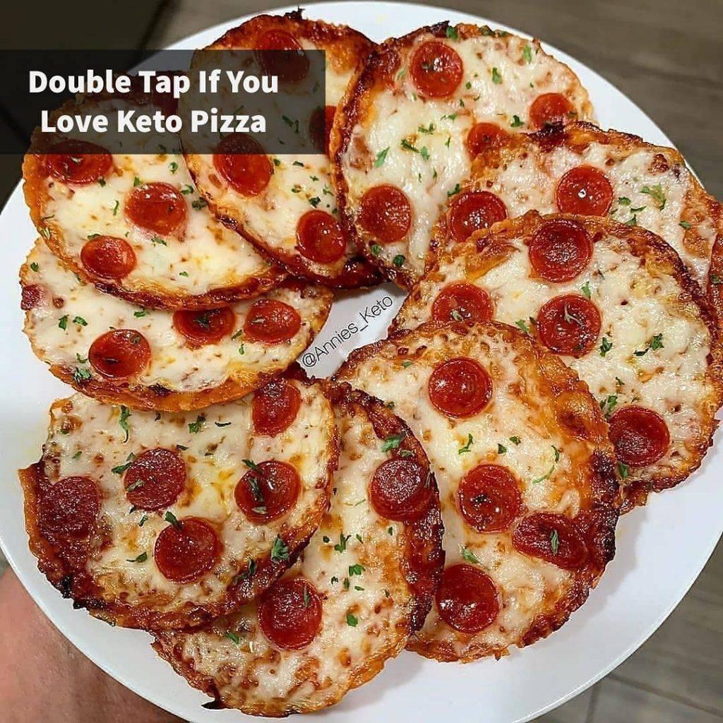 pizza for keto diet