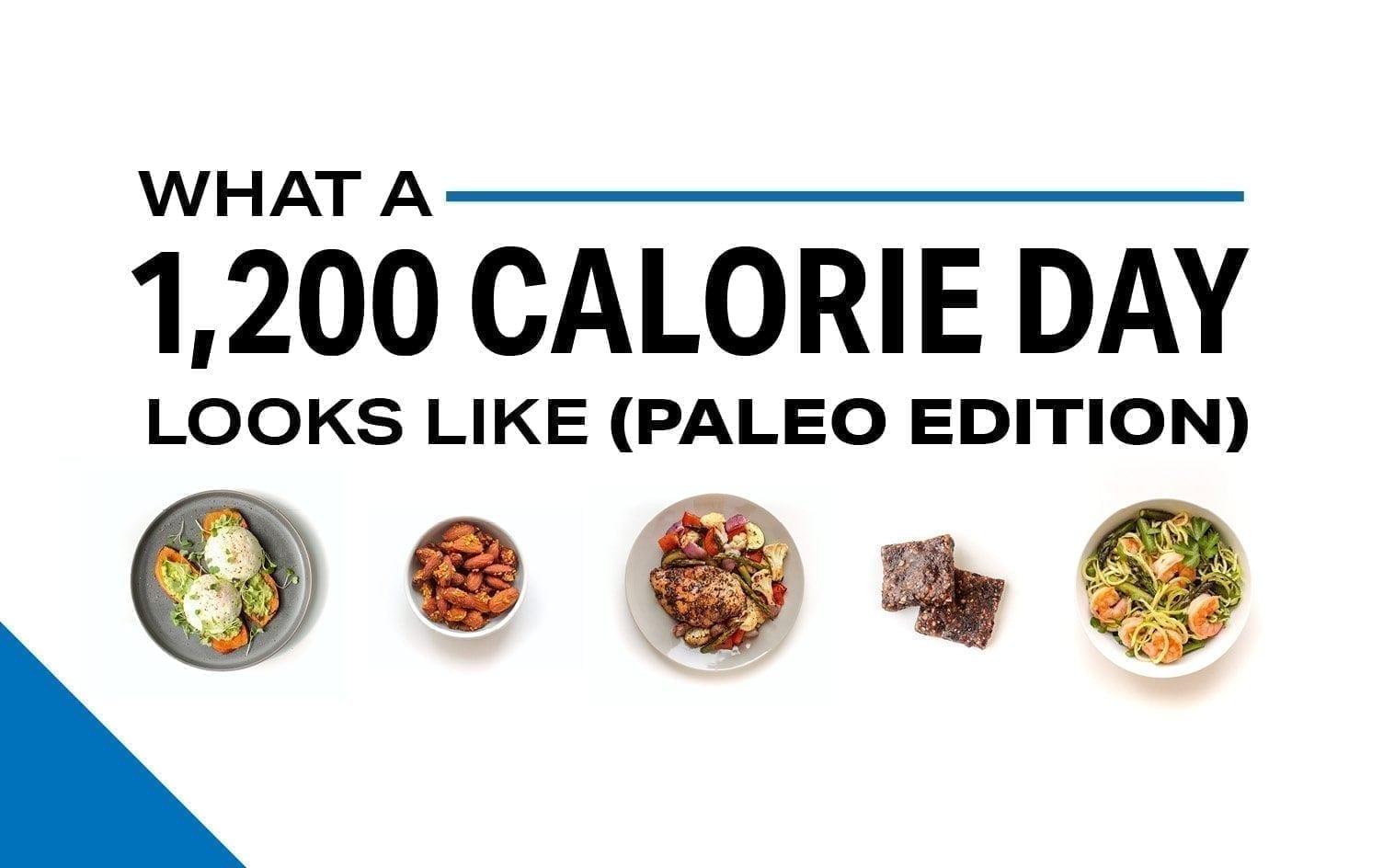 1200 calerie diet
