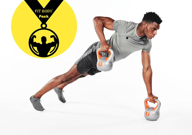 best exercise to lose weight Kettlebell circuit