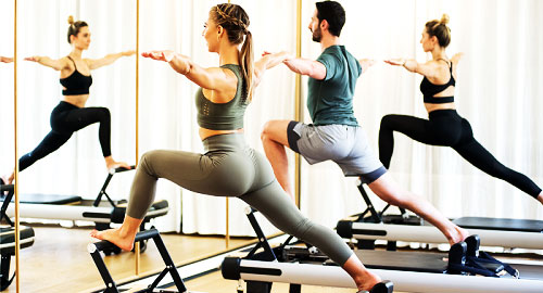 Pilates:best exercise to lose weight