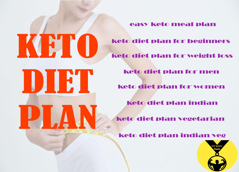 Keto Diet Plan For 30 Days Free + PDF (2021)