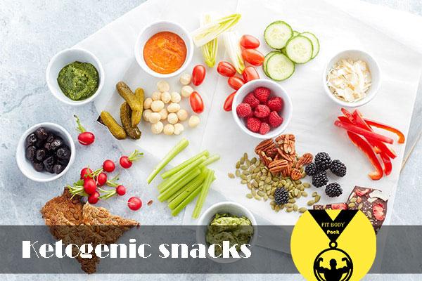ketogenic snacks