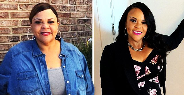 tamela mann weight loss before and after