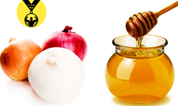 Hair loss cure with onion juice and honey
