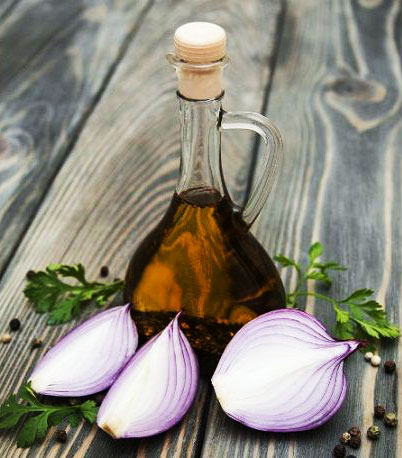 Hair loss cure 2020 with onion and olive oil