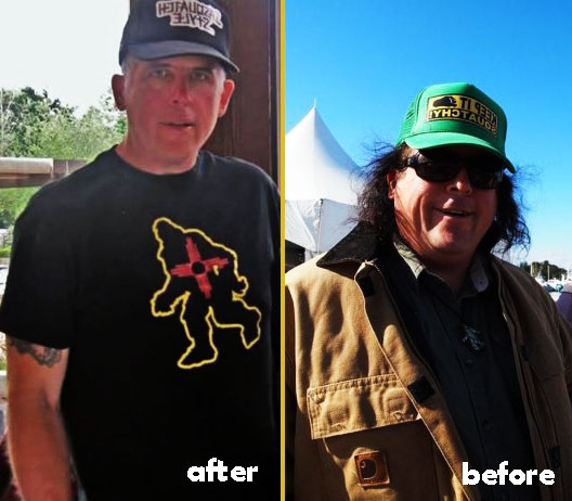 bobo fay weight loss before after