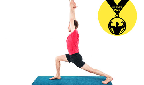 Warrior exercise