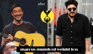 marcus mumford weight loss before and after