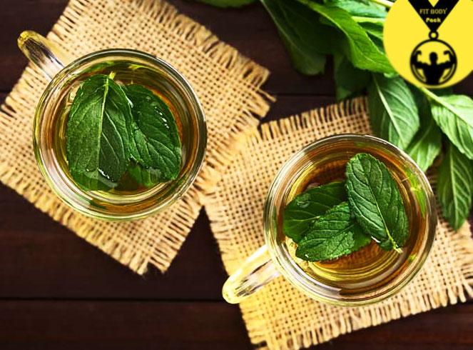 Chamomile slimming tea