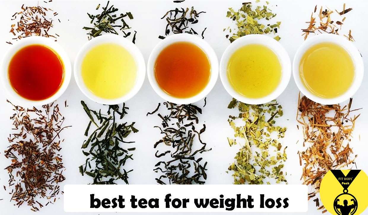 best tea for weight loss 2020