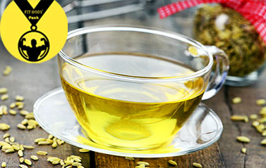 Green tea and cumin for weight loss