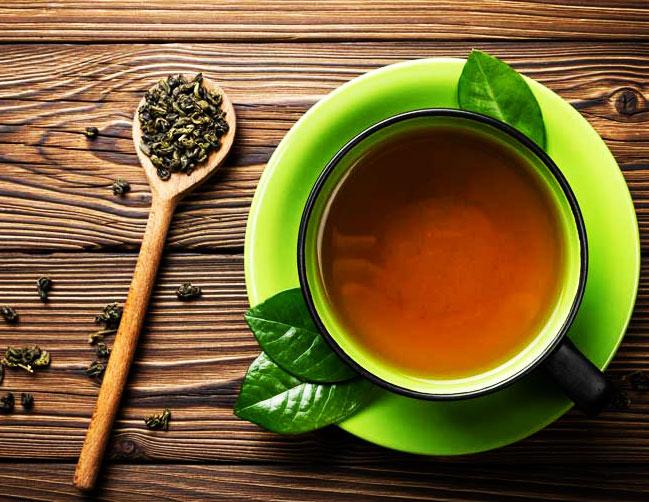 green tea good for diet