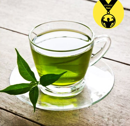 Reason for weight loss with green tea