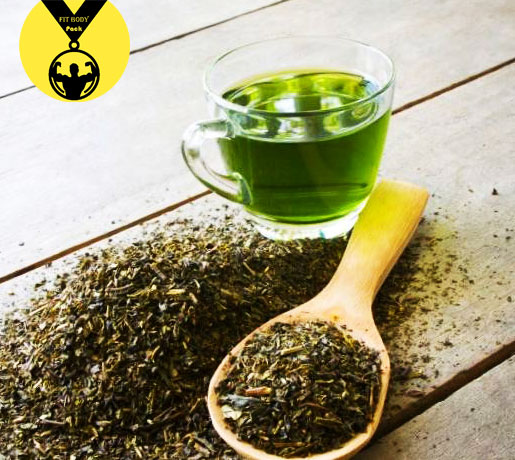 use green tea for weight loss