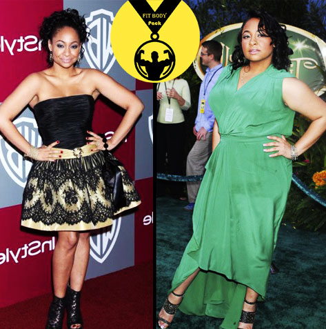 Raven Symone before after