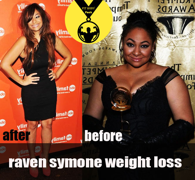 Raven Symone weight loss: Reven loses 30 lb in 3 month