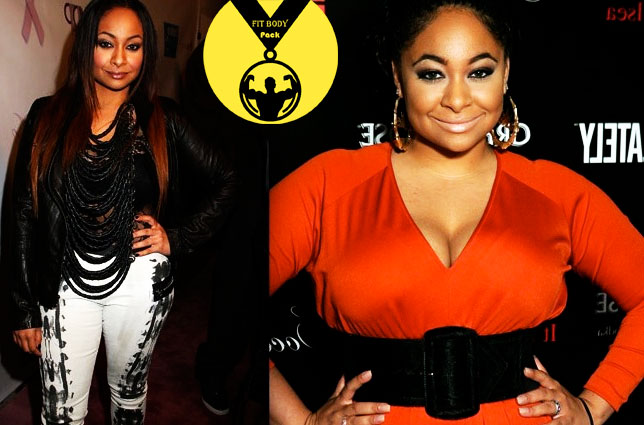 Raven Symone before & after